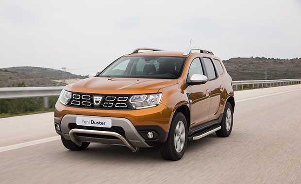 Dacia LPG'li modellerini Türkiye'de satışa sunuyor