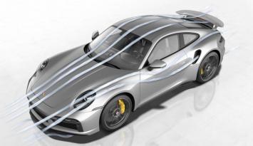 Yeni Porsche 911 Turbo S: her sürüş için ideal aerodinamik düzen