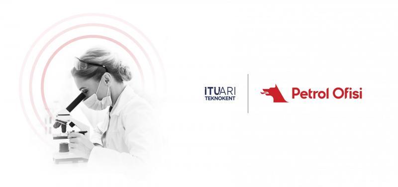Petrol Ofisi ve İTÜ ARI Teknokent, Türkiye'nin koronavirüs ile mücadelesinde güç birliği yaptı