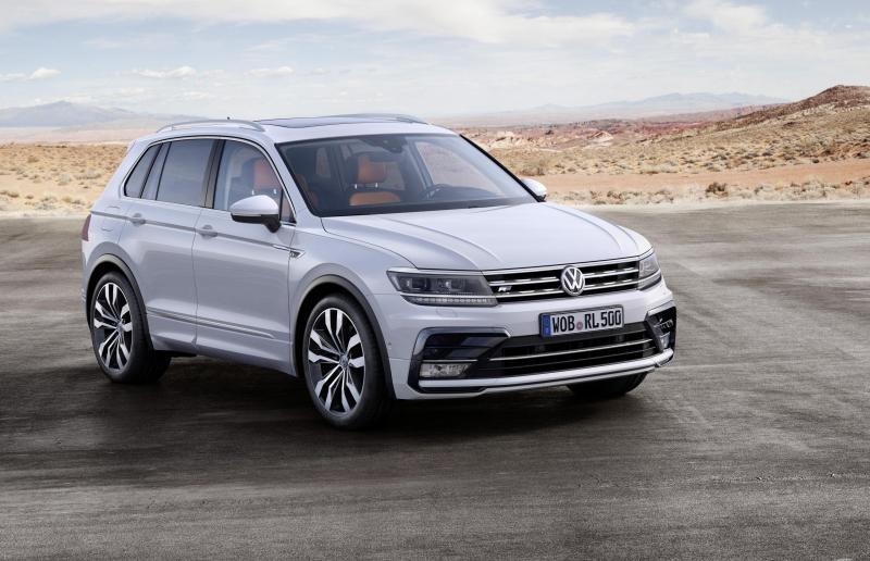 Volkswagen Tiguan, 6 milyon üretim adedini geçti