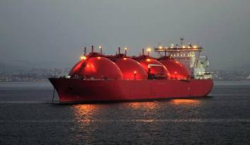 2019'da LNG ithalat rekoru kırıldı