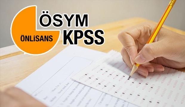 2020 KPSS ön lisans sınav tarihi açıklandı mı? Memurluk sınavı ne zaman?