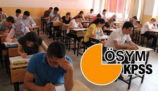 2020 KPSS ortaöğretim lise sınavı ne zaman ? ÖSYM memurluk sınavı ertelendi mi?
