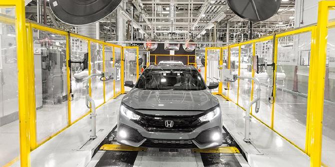 Honda üretime devam kararı aldı
