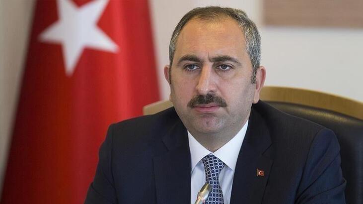 Adalet Bakanı Gül'den başsağlığı mesajı: