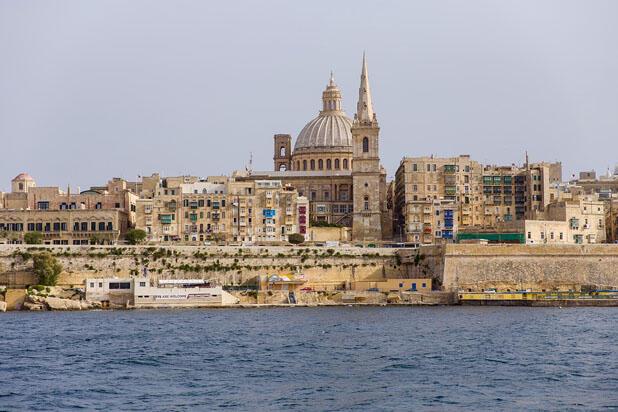 Akdeniz'in ortasında şövalye adası Malta