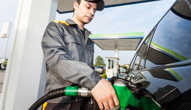 Benzin istasyonu çalışanlarına teşekkür!