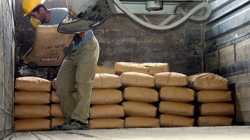 Çimento sektörü ihracatı yılın ilk çeyreğinde yüzde 54 arttı