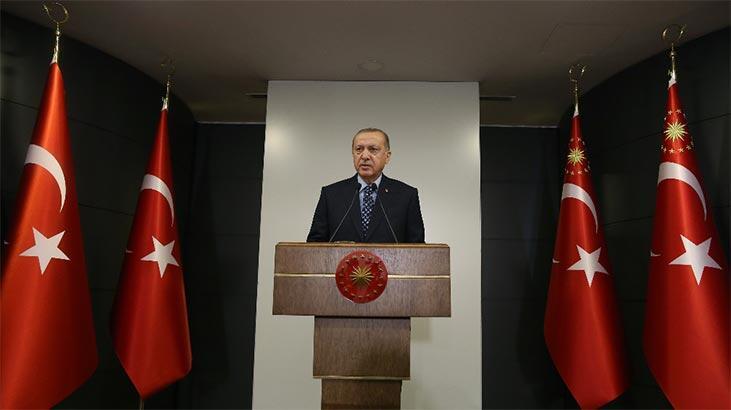 Cumhurbaşkanı Erdoğan, yeni corona virüs tedbirlerini paylaştı