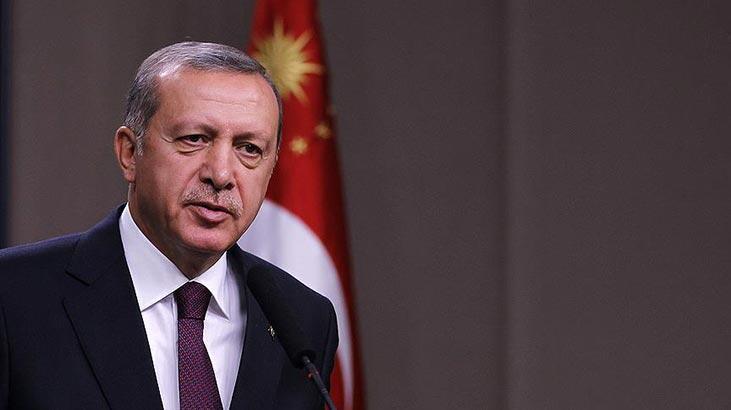 Cumhurbaşkanı Erdoğan'dan, Alparslan Türkeş paylaşımı