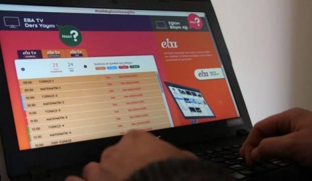 EBA TV işlenen dersler sınavda çıkacak mı? (MEB)