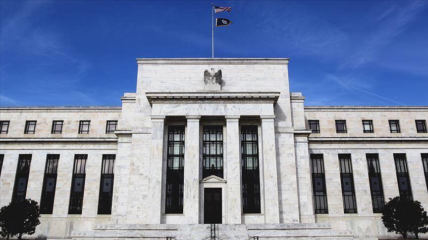 """Fed'den """"salgının etkisi geçene kadar sıfır faiz"""" sinyali"""