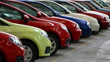 Günlük araç kiralama hacmi yüzde 50'den fazla azaldı