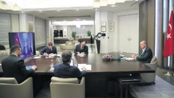 Kabine toplantısı ikinci kez telekonferansla yapılacak