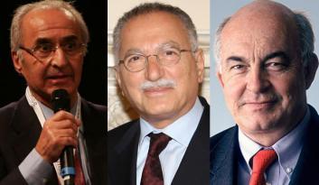 Kemal Derviş, Eklemeddin İhsanoğlu ve… Küreselcilerin hamlesine Türkiye'den 3 isimden destek