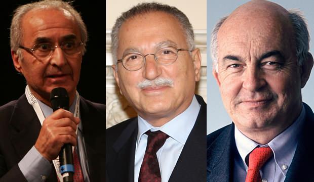 Kemal Derviş, Ekmeleddin İhsanoğlu ve… Küreselcilerin hamlesine Türkiye'den 3 isimden destek