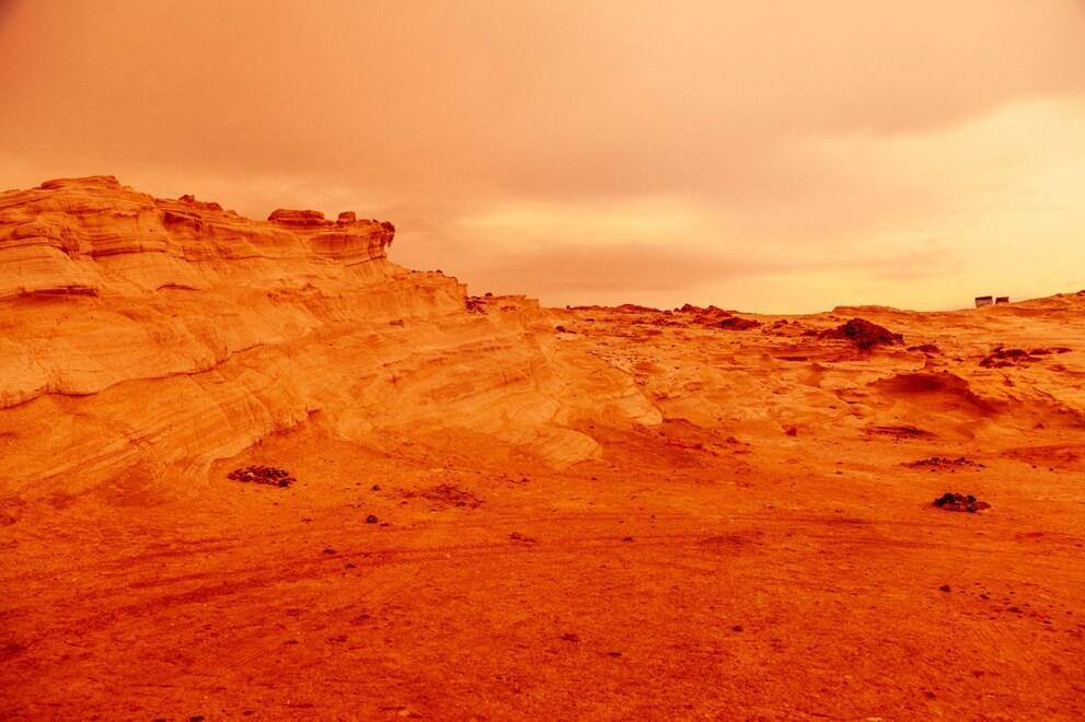 Mars'a gitmek artık çok daha kolay!
