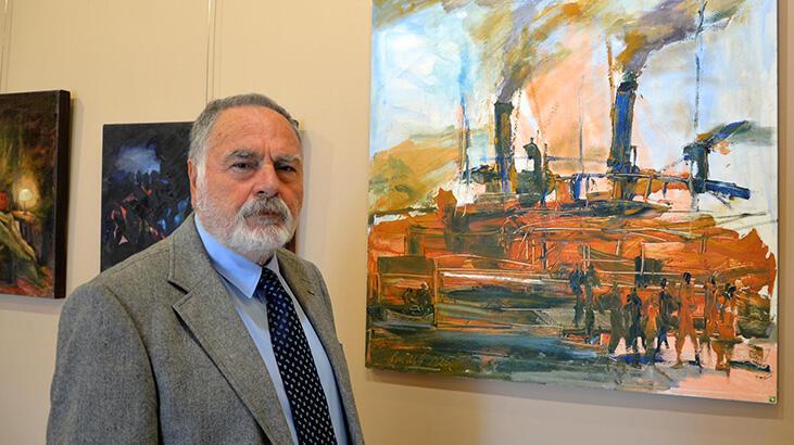 Ressam Mehmet Ali Meriç hayatını kaybetti