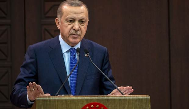 Son dakika haberi: Cumhurbaşkanı Erdoğan, Kuzey Makedonyalı mevkidaşıyla görüştü