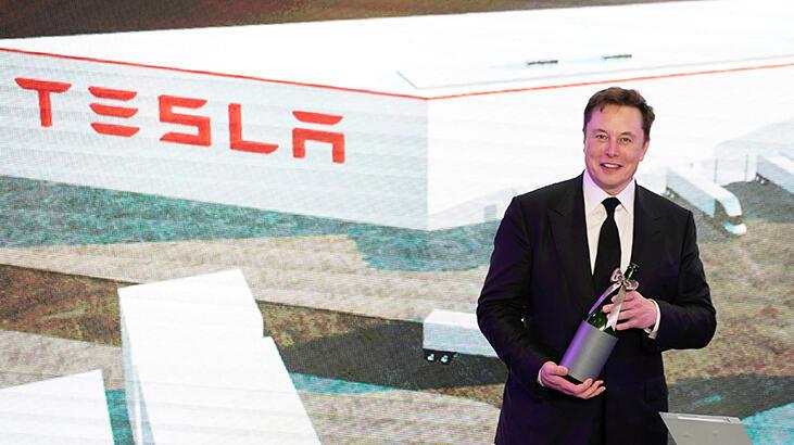 Tesla'yı hiçbir şey durduramadı