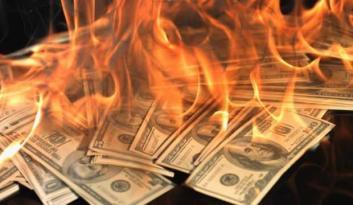 Yok böyle çöküş: 18 trilyon dolar buharlaştı