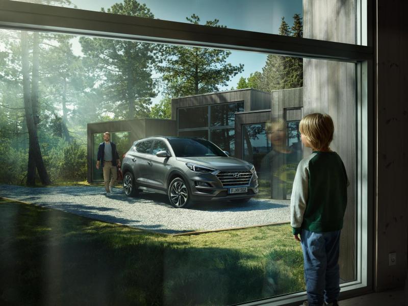 Evde Kalarak Yeni Bir Araç Satın Almak İçin; Hyundaı Kapınızda
