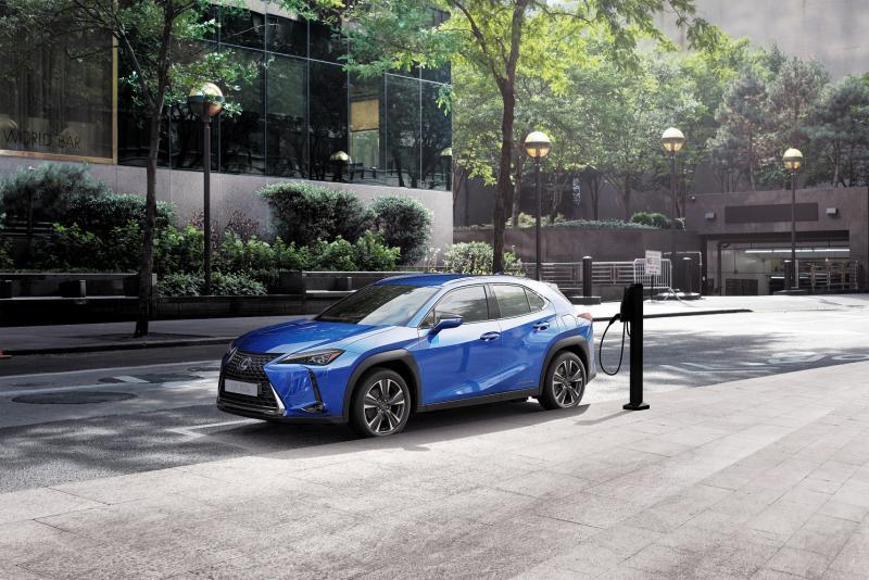 Lexus Elektrikli Modeline 1 Milyon Kilometre Garanti Veriyor