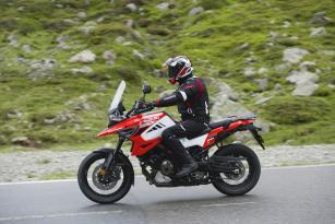 Maceranın Teknolojisi Suzuki V-Strom 1050