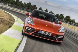 Porsche Panamera yenilendi