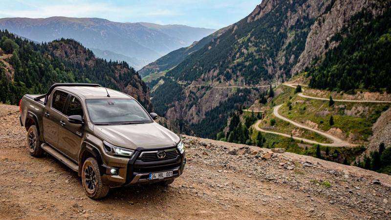 Yeni Toyota Hılux Konfor ve Teknolojisiyle Öne Çıkacak