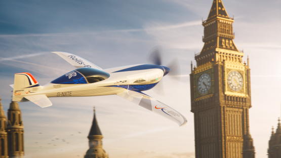 Rolls-Royce elektrikli uçağını çalıştıracak teknolojinin yer testlerini tamamladı