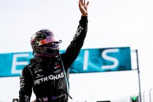 Hem Mercedes-Benz hem Lewıs Hamılton rekorları kırdı