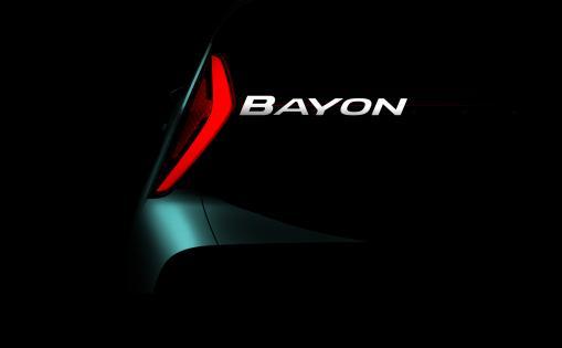 Hyundaı Üreteceği Yeni SUV Modelinin Adını Paylaştı: Bayon