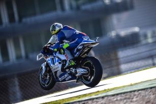 Suzukı 20 Yıl Aradan Sonra MotoGP'de Şampiyon!