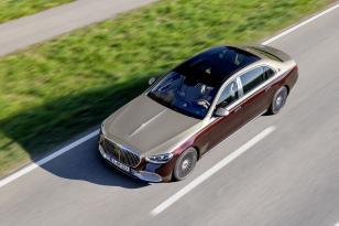 Yeni Mercedes-Maybach S-Serisi Tanıtıldı