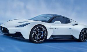Bridgestone, Maserati için Potenza lastikleri geliştiriyor