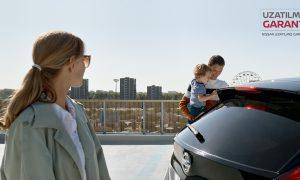 Nissan araçları, uzatılmış garantiyle güvende