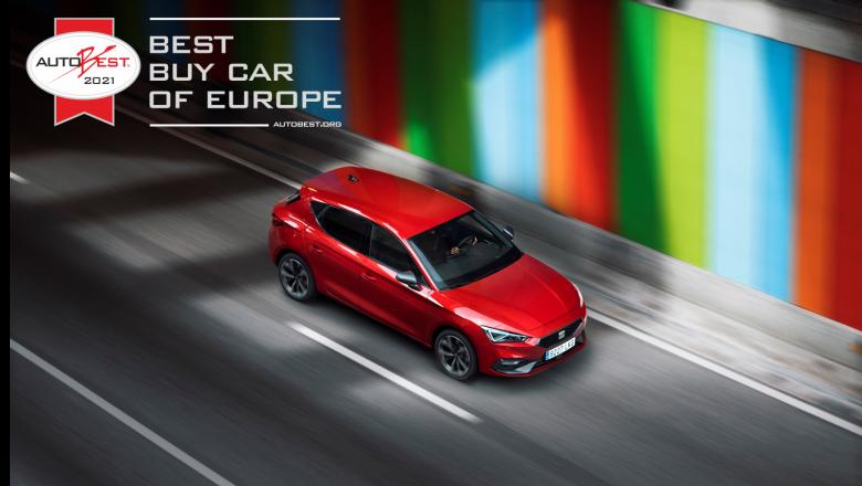 Yeni SEAT Leon 2021 AUTOBEST ödülüne layık görüldü