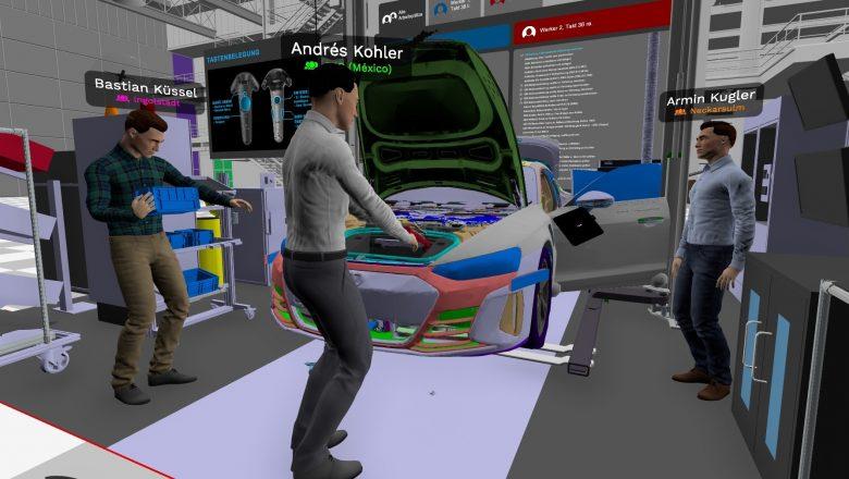Sanal Gerçeklik ve 3D tarayıcı ile dijital üretim planı yapılan ilk Audi: Audi e-tron GT