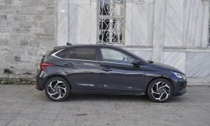 Hyundai i20: Artık daha sportif