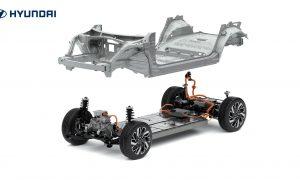 Hyundai E-GMP EV Platformu ile Yeni Bir Devir Başlatıyor