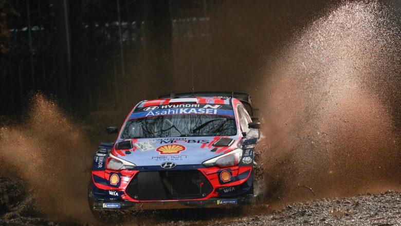 Hyundai Motorsport WRC'de Üst Üste İkinci Kez Şampiyon