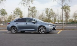 Toyota Corolla Hybrid: İsmi eski kendi yeni