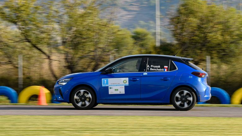 Opel Corsa-e, FIA E-Rally Regularity Cup'ı kazandı