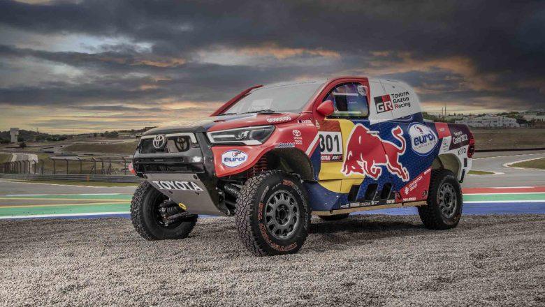 TOYOTA GAZOO Racing, 2021 Dakar Rallisi'nde 4 Yeni Hilux ile Yerini Alacak