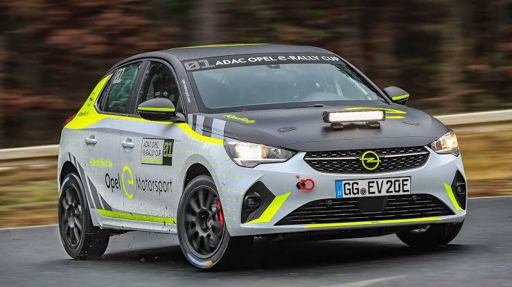 Opel Corsa-e Rally, Yarışa Hazır