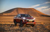 Mitsubishi L200, 2020 yılında da en çok satılan  pick-up oldu