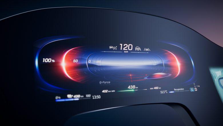MBUX Hyperscreen: Ön konsolda sinema etkisi