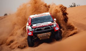 TOYOTA GAZOO Racing  2021 Dakar Rallisi'ni Podyumda Tamamladı