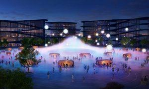 """Toyota Geleceğin Şehri """"Woven City'nin"""" İnşasına Başladı"""